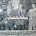 65 - menozzi toussaint - n°449 - journaux
