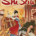 Shi xiu reine des pirates t.1.2.3
