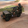 U.s jeep / bolt action