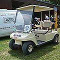 CLUB CAR DS Player voiturette de golf Madine (1)