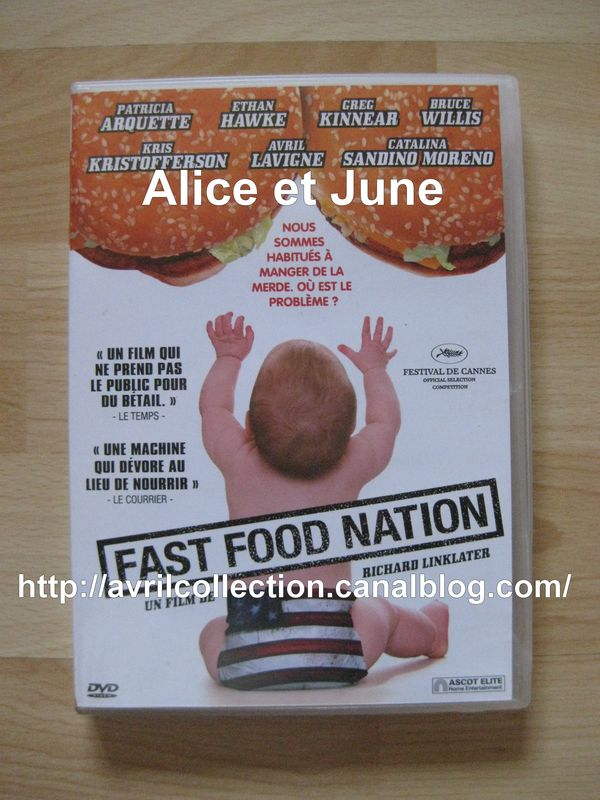 DVD Fast Food Nation (2006)