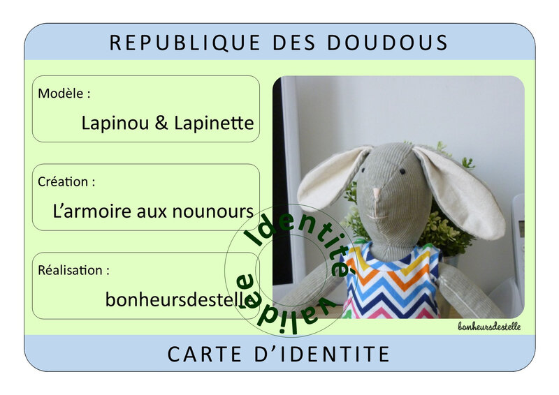 carte identité