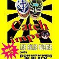 Championnat de catch-impro, épisode 2, jeudi 13 novembre