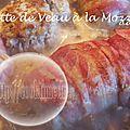 Paupiettes de veau à la mozzarella ( au thermomix )