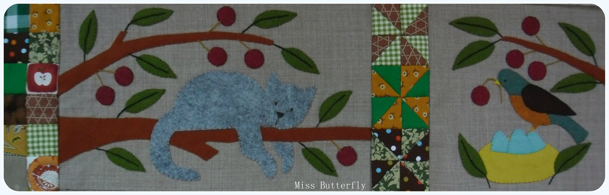 susie's world Block 1 -Miss Butterfly