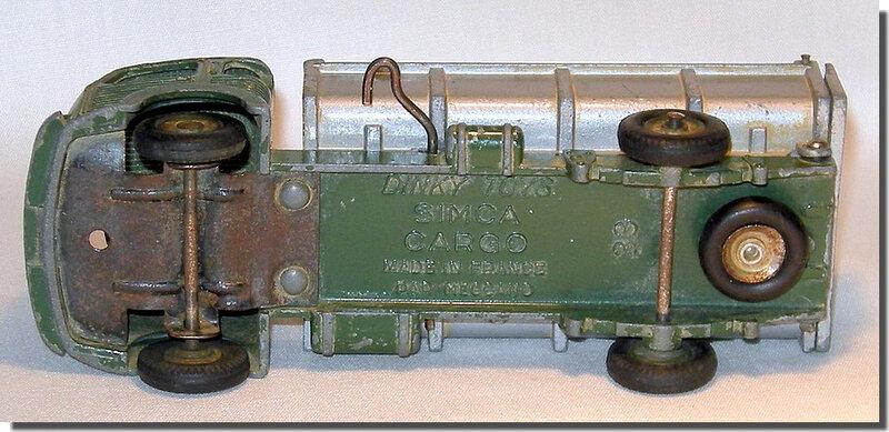 Dinky Toys Simca Cargo 33 A 4