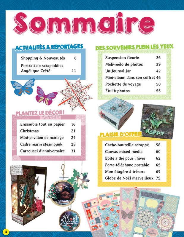 J'aime-Creer-HS-2-Scrapbooking-sommaire