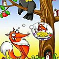 Psychopaths and an old french fable: the raven and the fox