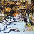 Ruisseau d'automne