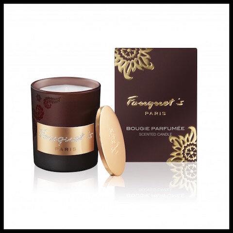 fouquet s bougie sensuelle vanille d orient