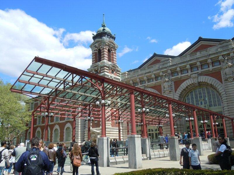 Statue Liberté + Ellis Island (5)