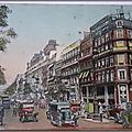 Boulevard Poissonnière - datée 1930