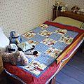 Quilt Pillow de Cyprien