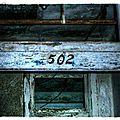 La célèbre Chambre 502 du Sanatorium de Waverly Hills