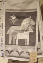 dalahästar grå