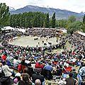 Combats de reines en haute-savoie ce dimanche : gros plan sur la vache d'hérens et l'évolènarde