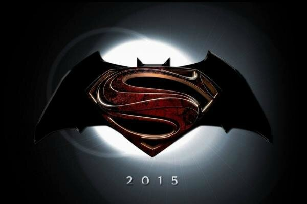 Logo Batman vs Superman