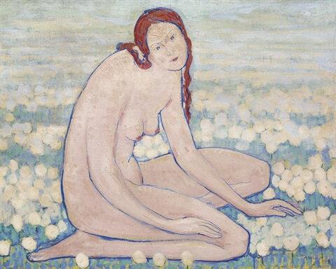 albert-herman-schmidt-jeune-femme-nue-dans-un-pré