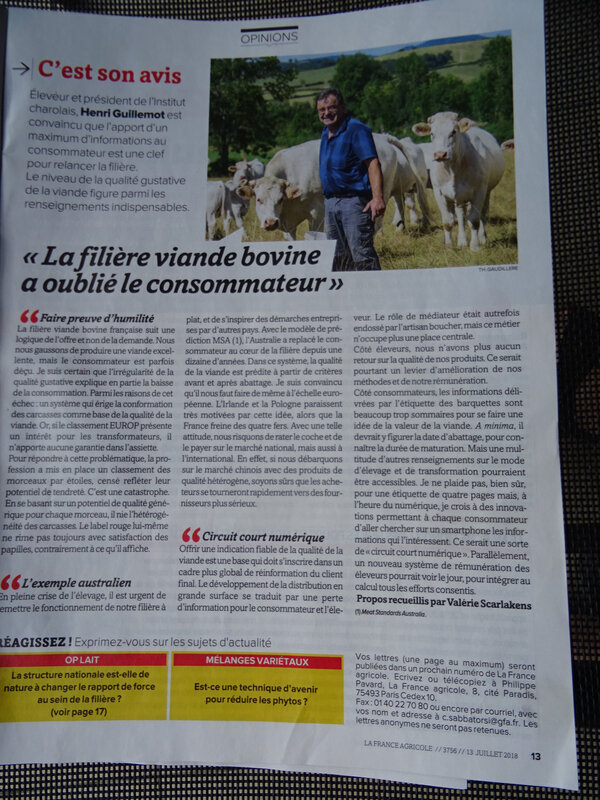 page france agricole