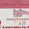 1992-11-18 Canned Heat-Greenhorns
