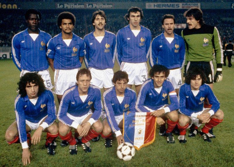 18 novembre 1981 FRANCE PAYS-BAS