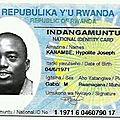Kongo dieto 3991 : quel est le nom que lui a donne son papa biologique a sa naissance ?