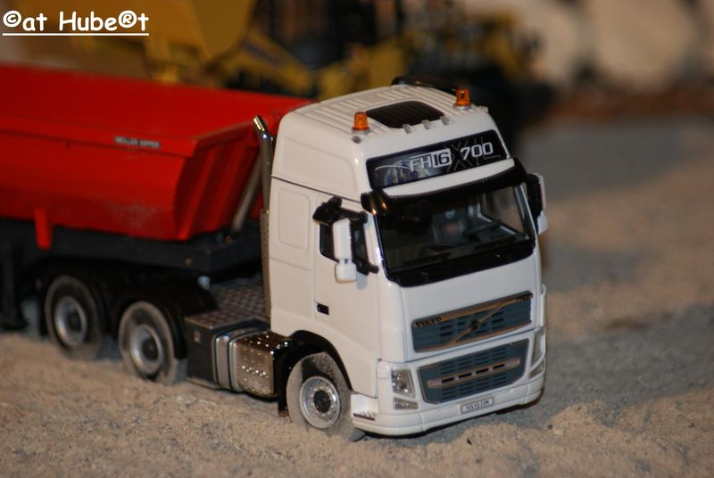 Volvo FH3 GL XL 6x4 700CH