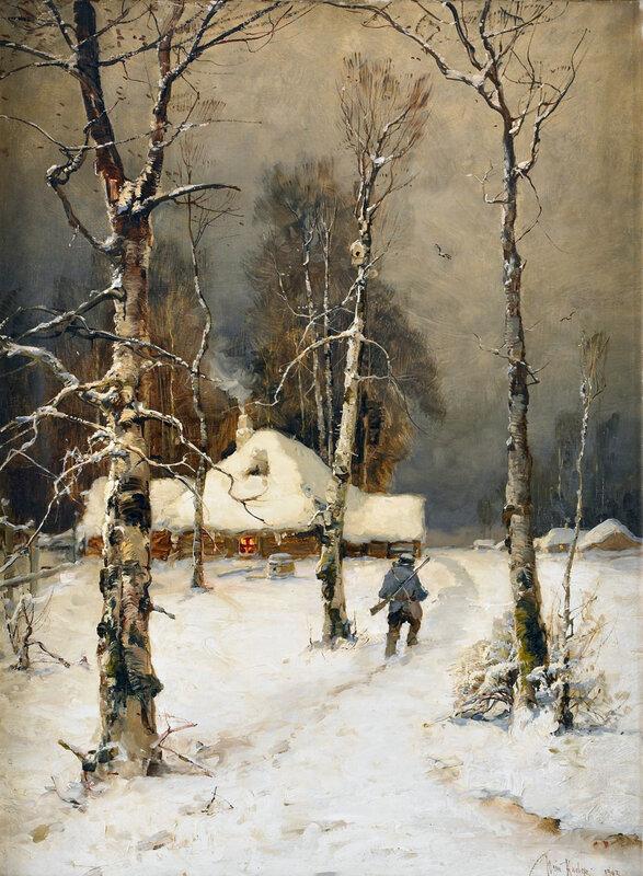 Yuliy Yulevich Julius Klever