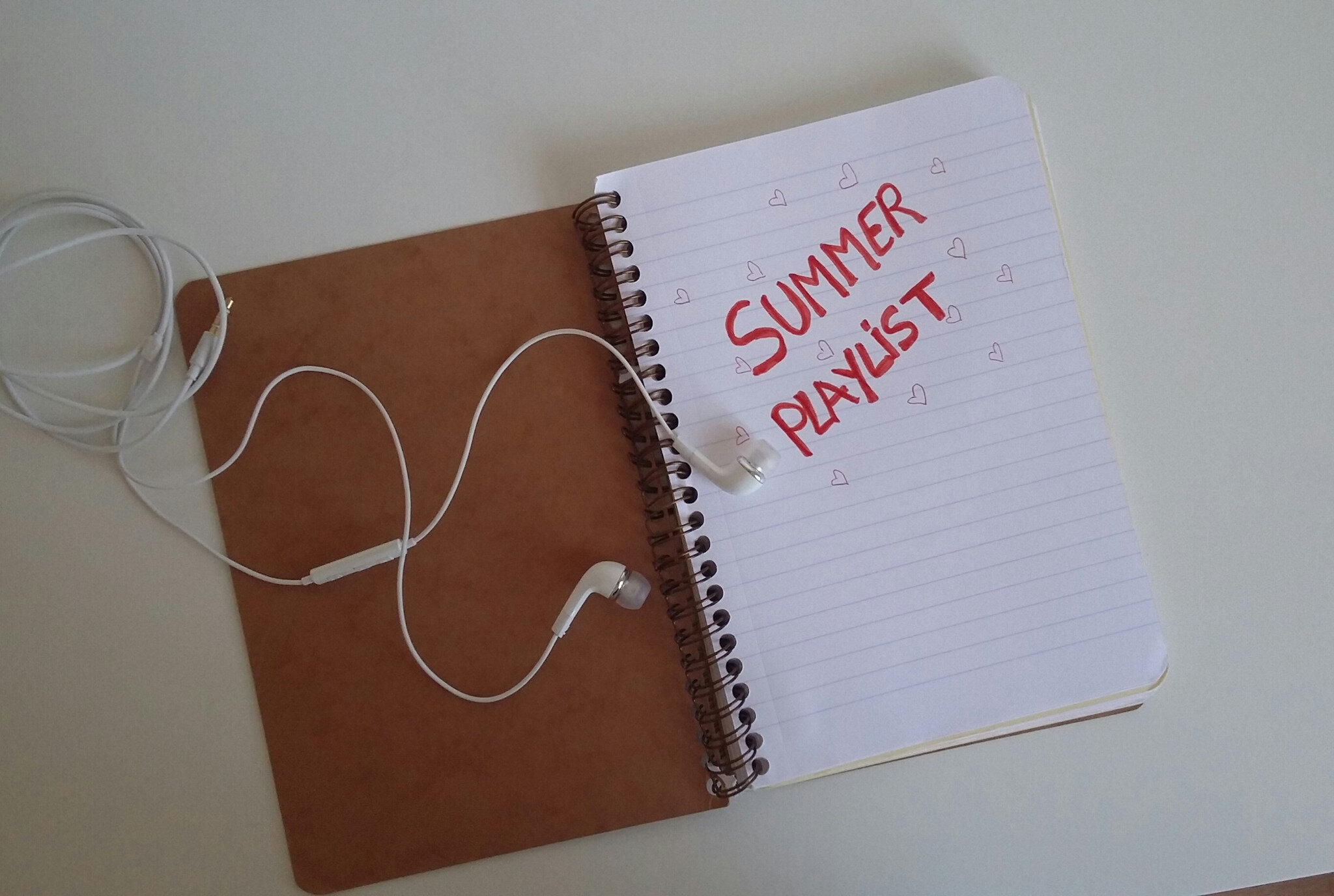 On est de retour !+ Big summer playlist ♥