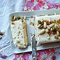 Nougat glacé, le quatorzième dessert parfait toute l'année