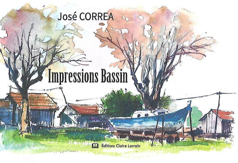 Couverture face Impressions Bassin