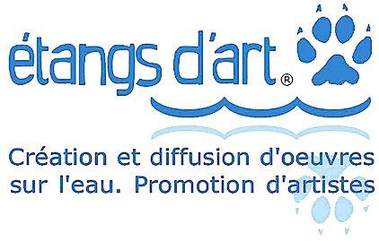 Etangs d'art logo et entête mail avec R-001