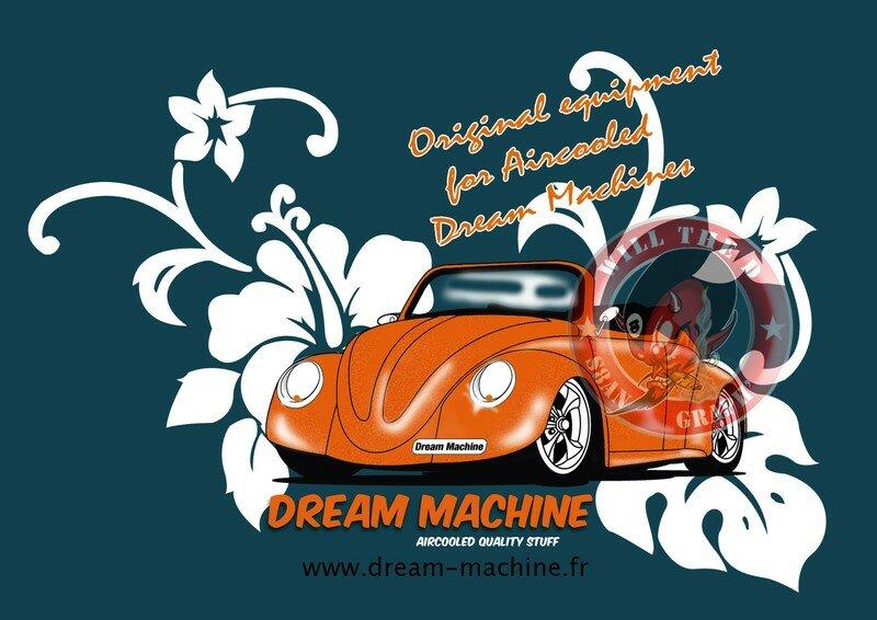 Dream Machine-déco-hawai