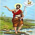 A la découverte de saint jean-baptiste