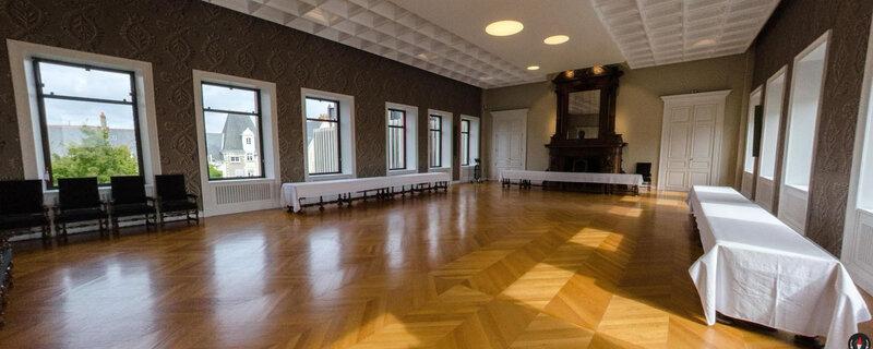 Le salon d'honneur de l'Hôtel de Livois