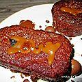 Recette facile du moelleux au chocolat - pruneaux