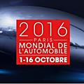 Mondial de l'auto 2016 - Paris