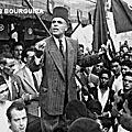 1952 - la france décrète l'etat de siège en tunisie