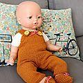 Des petits habits pour la poupée !