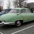 Panhard dyna z1 1954 à 1956