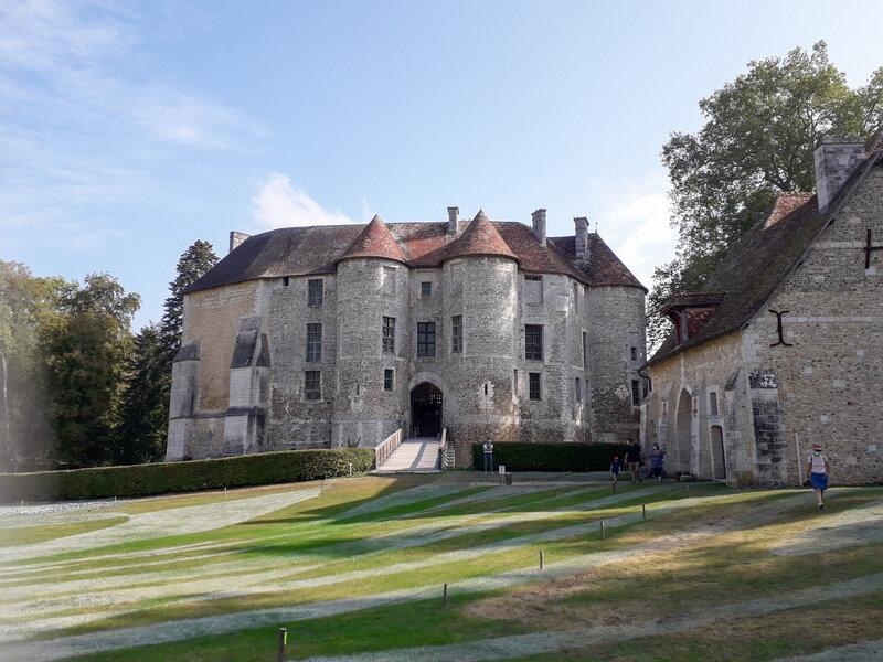 20200920_113454 Domaine du château d'Harcourt