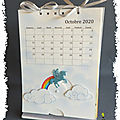 ART 2020 10 calendrier octobre 1
