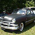 FORD Custom Deluxe V8 2door Sedan 1951 Madine (1)