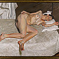 Lucian freud painting becomes the most valuable work by the artist sold in london