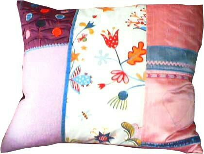 coussin steph rose