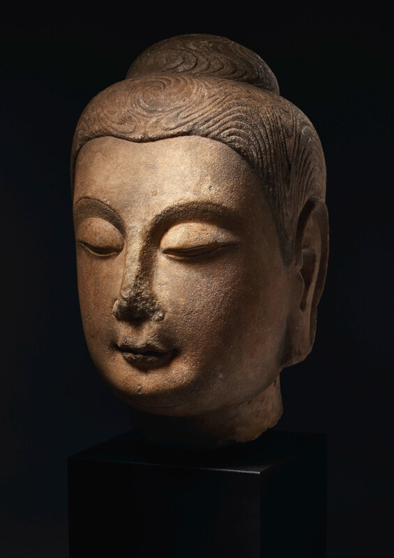 2020_NYR_19038_0809_004(a_very_rare_and_important_marble_head_of_buddha_china_sui_dynasty024434)