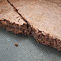 Moelleux au chocolat sans gluten avec farine vitalité !