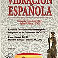 Vibracion epañola : 15/11/2015 et 29/11/2015
