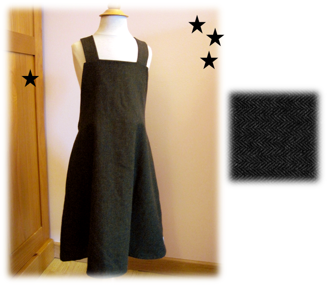Robe chasuble Citronille