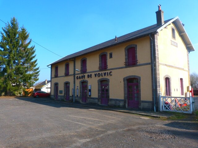 Volvic (Puy de Dôme - 63)